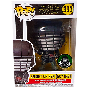 Star Wars The Rise of Skywalker - Knight Of Ren with Scythe Exclusive Pop! Vinyl Figure