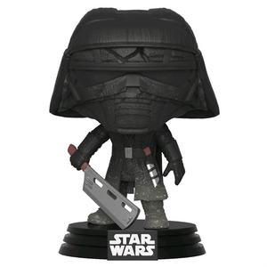 Star Wars The Rise of Skywalker - Knight Of Ren with Heavy Blade US Exclusive Pop! Vinyl Figure