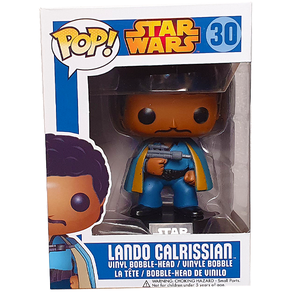 Star Wars - Lando Calrissian Pop! Vinyl Figure