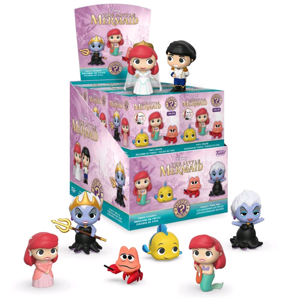 The Little Mermaid - Mystery Minis