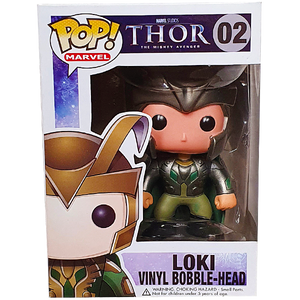 Thor The Mighty Avenger - Loki Pop! Vinyl Figure