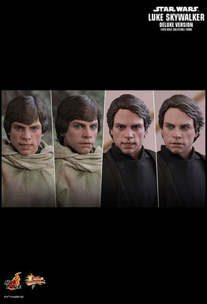 Star Wars Return of the Jedi - Luke Skywalker Deluxe 1:6 Scale Action Figure