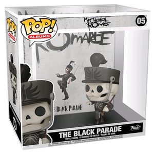 My Chemical Romance - The Black Parade Pop! Album with Case