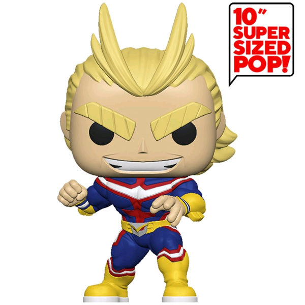"My Hero Academia - All Might 10"" Pop! Vinyl Figure"