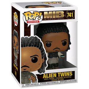 Men In Black International - Alien Twins Pop! Vinyl Figure
