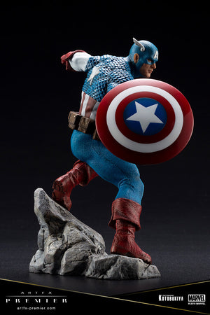 Marvel - Captain America ArtFX Premier Statue 1:10 Scale - Last One