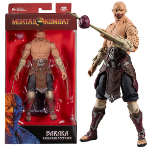 "Mortal Kombat 11 - Baraka 7"" Action Figure"