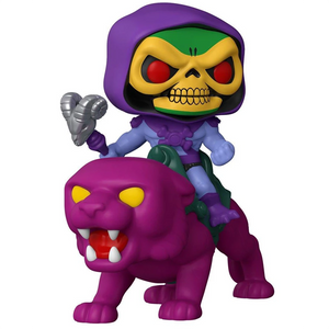 Masters of the Universe - Skeletor on Panthor Pop! Ride Vinyl Figure