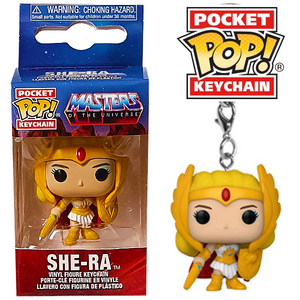 Masters of the Universe - She-Ra Pocket Pop! Keychain