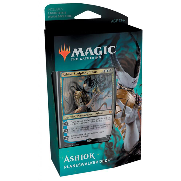 Magic the Gathering TCG - Theros Beyond Death Ashiok Planeswalker Deck