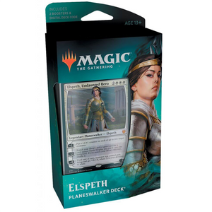 Magic the Gathering TCG - Theros Beyond Death Elspeth Planeswalker Deck