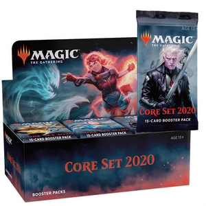 Magic the Gathering TCG - Core Set 2020 Booster Pack
