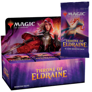 Magic the Gathering TCG - Throne of Eldraine Draft Booster Pack