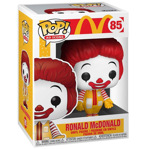 McDonalds - Ronald McDonald Pop! Vinyl Figure