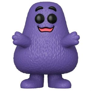 McDonalds - Grimace Pop! Vinyl Figure