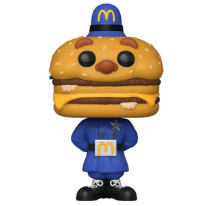 McDonalds - Officer Big Mac Pop! Vinyl Figure