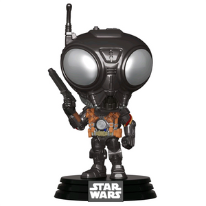 Star Wars The Mandalorian - Q9-0 Pop! Vinyl Figure