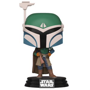 Star Wars The Mandalorian - Covert Mandalorian Pop! Vinyl Figure