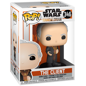 Star Wars The Mandalorian - The Client Pop! Vinyl Figure