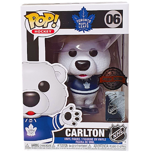 NHL Maple Leafs - Carlton the Bear US Exclusive Pop! Vinyl Figure