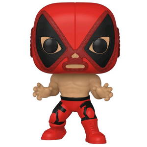 Marvel Lucha Libre Edition - El Chimichanga De La Muerte Pop! Vinyl Figure