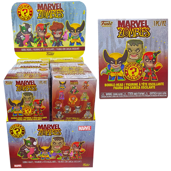 Marvel Zombies - Zombie Mystery Minis - Blind Box