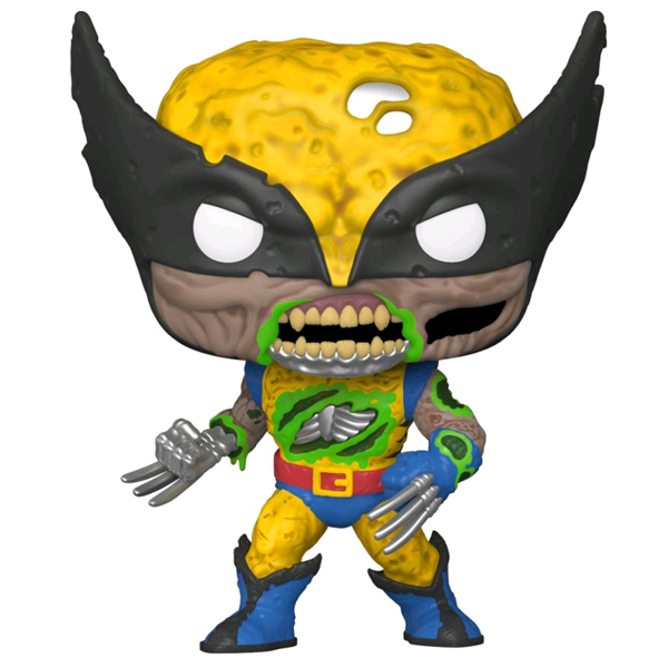 Marvel Zombies - Zombie Wolverine Pop! Vinyl Figure