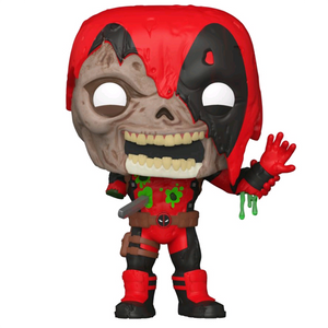 Marvel Zombies - Zombie Deadpool Pop! Vinyl Figure