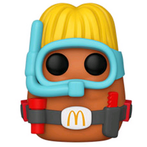 McDonalds - Scuba McNugget US Exclusive Pop! Vinyl Figure