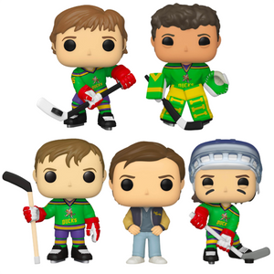 The Mighty Ducks - Pop! Vinyl Figures Bundle