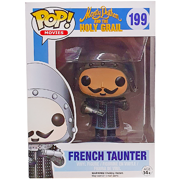 Monty Python and the Holy Grail - French Taunter Pop! Vinyl Figure