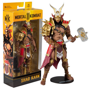 "Mortal Kombat 11 - Shao Kahn 7"" Action Figure"