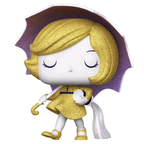 Ad Icons Morton - Morton Salt Girl Diamond Glitter US Exclusive Pop! Vinyl Figure