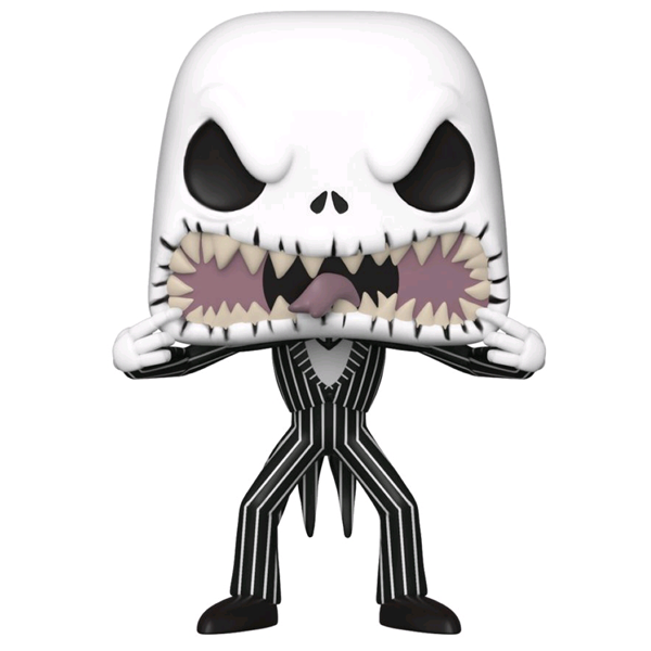 Disney - Jack Skellington (Scary Face) Pop! Vinyl Figure