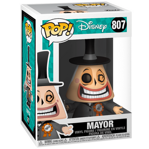 Disney - Mayor with Megaphone Pop! Vinyl Figure