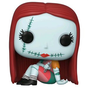 Disney - Sally Sewing Pop! Vinyl Figure