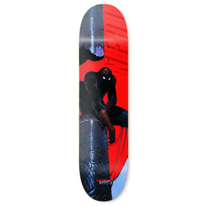 "Marvel - Moebius x Neal Spider-Man 8.0"" Primitive Skateboard Deck"