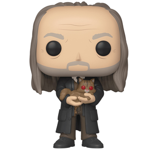 Harry Potter - Filch & Mrs Norris NYCC 2019 Exclusive Pop! Vinyl Figure