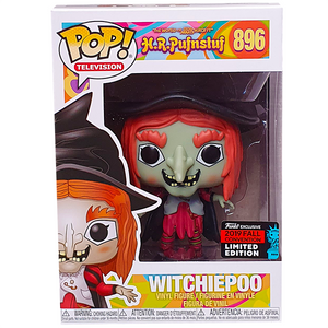 HR Pufnstuf - Witchiepoo NYCC 2019 Exclusive Pop! Vinyl Figure