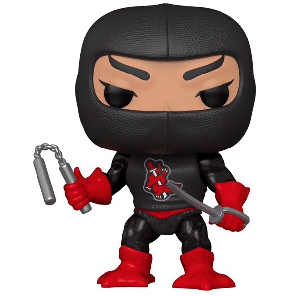 Masters of the Universe - Ninjor NYCC 2020 Exclusive Pop! Vinyl Figure