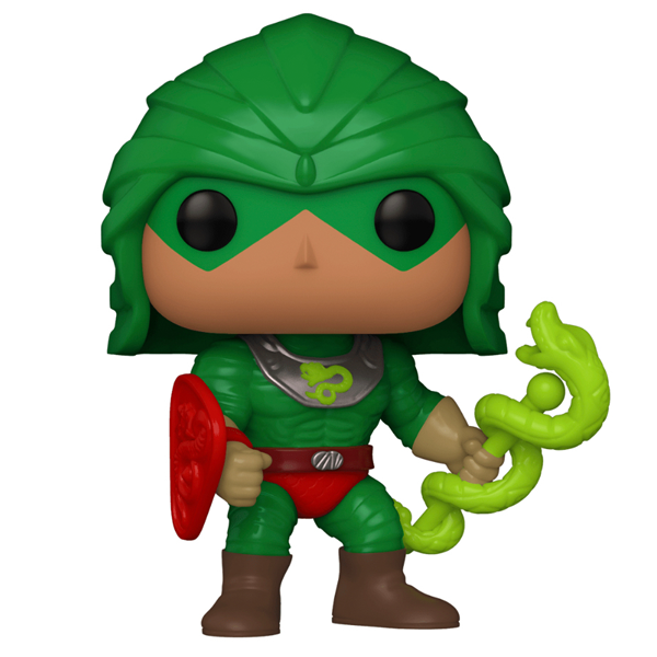 Masters of the Universe - King Hiss NYCC 2020 Exclusive Pop! Vinyl Figure