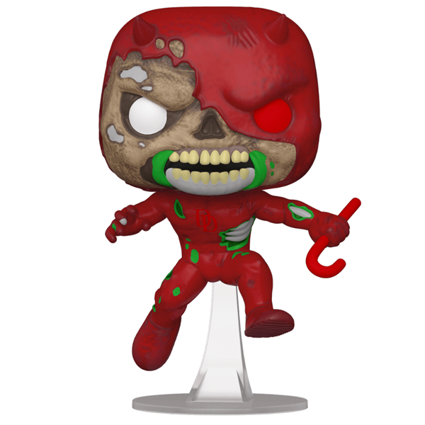 Marvel Zombies - Zombie Daredevil NYCC 2020 Exclusive Pop! Vinyl Figure
