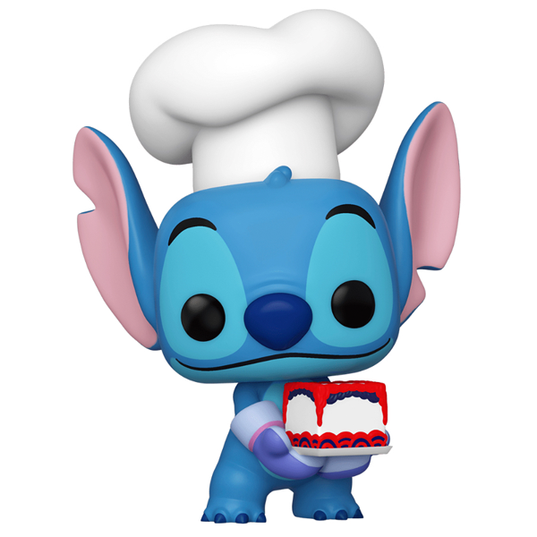 Lilo & Stitch - Stitch as Baker NYCC 2020 Exclusive Pop! Vinyl Figure