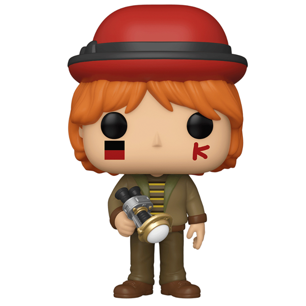 Harry Potter - Ron Weasley (World Cup) NYCC 2020 Exclusive Pop! Vinyl Figure