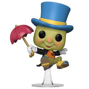 Pinocchio - Jiminy Cricket (Umbrella) NYCC 2020 Exclusive Pop! Vinyl Figure