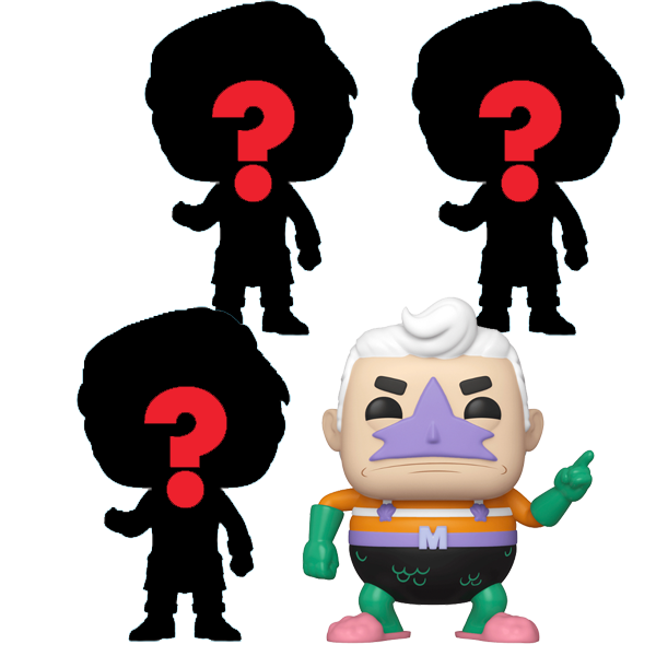 NYCC 2020 Exclusives - Pop! Vinyl Figures Bundle Mystery Mermaidman