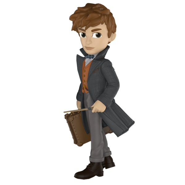 Fantastic Beasts The Crimes of Grindelwald - Newt Scamander Rock Candy Figure