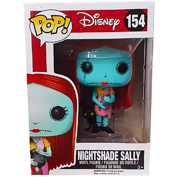 Disney - Nightshade Sally Pop! Vinyl Figure