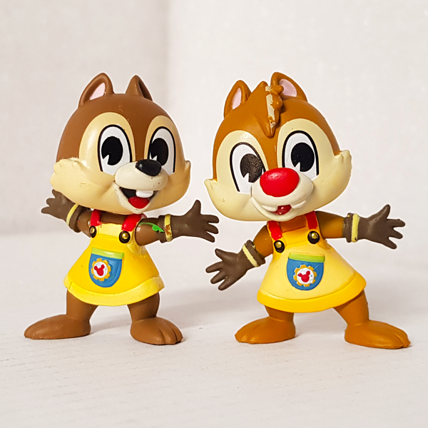 Kingdom Hearts - Chip & Dale OOB Mystery Mini