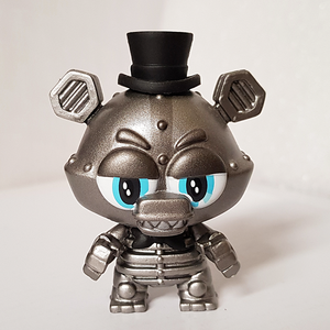 Five Nights at Freddys - Endoskeleton OOB Mystery Mini